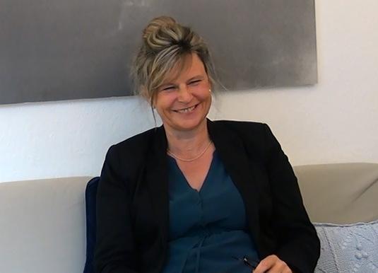 Gespräch mit Anja Stasik